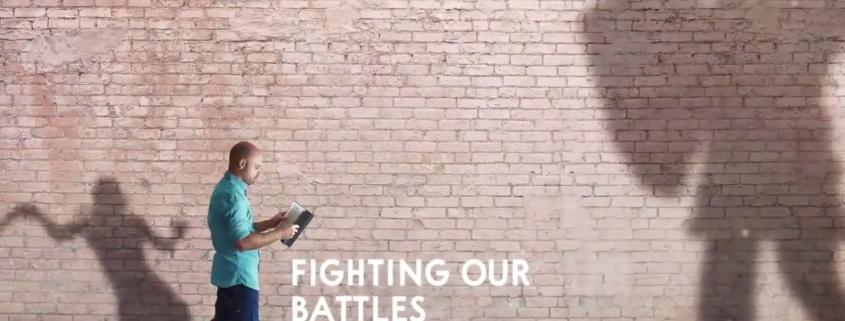 Prosomatics: fighting your battles