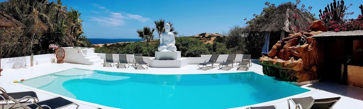 Gazebo Mansion Ibiza